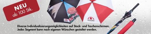 Werbeartikel Schirm
